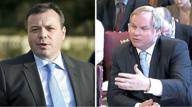 Adam Boulton was called a 'poor media luv' after recounting incidents of