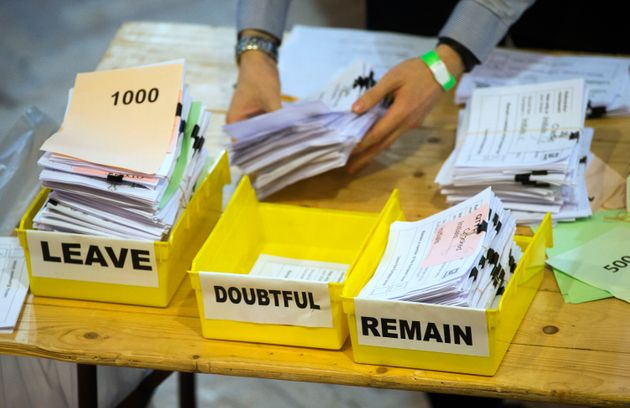 More people have admitted that they regret their voting