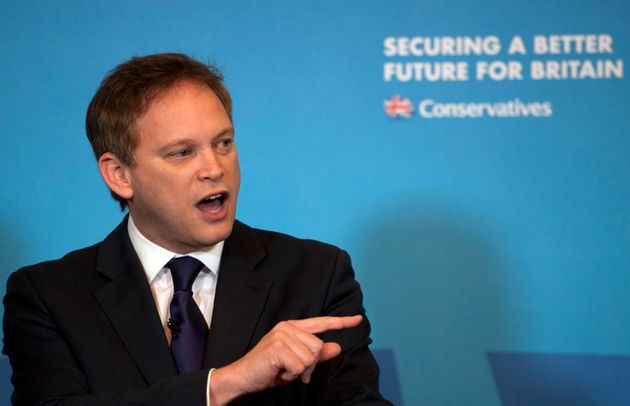 Grant Shapps Says Tories Should Dump Pledge To Cut Immigration To
