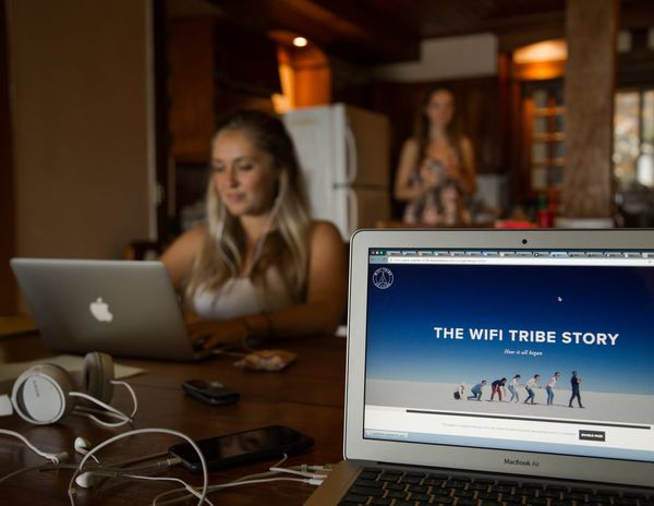 More intimate and flexible than some other programs on this list, Wifi Tribe invites up to 25 people to spend two weeks or mo