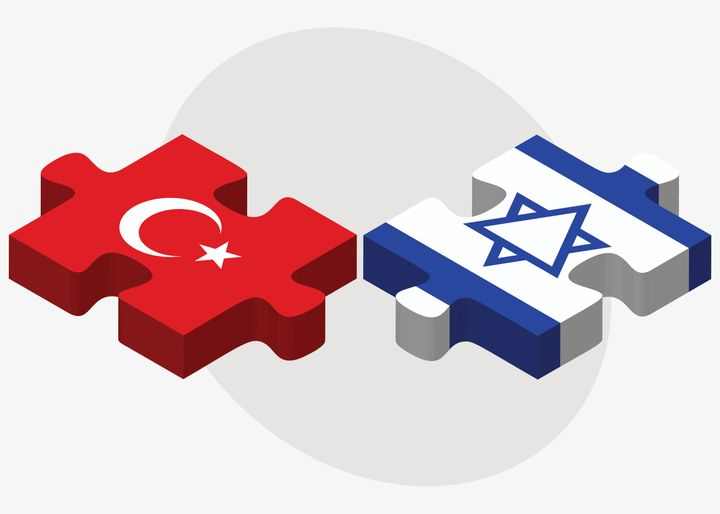 Under the deal, Turkey will deliver humanitarian aid and products to Gaza and carry out infrastructure projects in the area.&