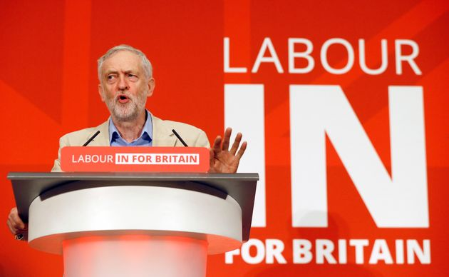 Jeremy Corbyn Refused To Confirm He Voted 'Remain' At EU Referendum, Claims Chris