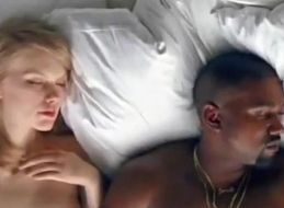 Kanye Sends A Strong Message To The Celebs In His 'Famous' Music Video