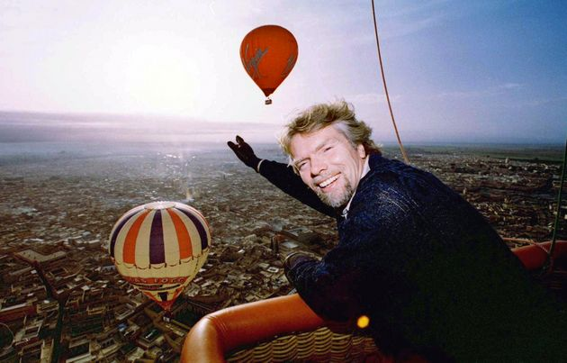 Richard Branson would tell his 13-year-old self,