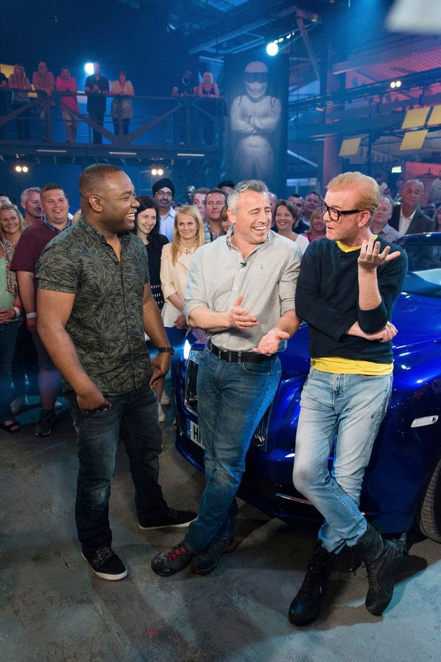 The 'Top Gear' team have finally got some good ratings