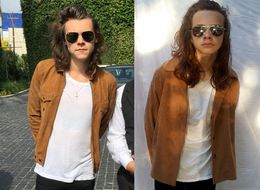 This Harry Styles Lookalike Will Blow Your Mind