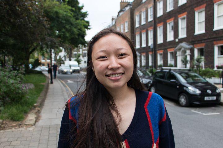 <strong>Samantha Goh,</strong><i>&nbsp;20, Studies Law</i>