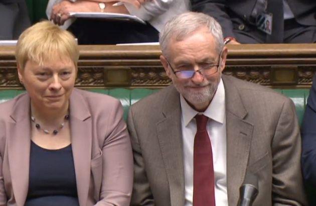 Angela Eagle saysJeremy Corbyn should 'examine his