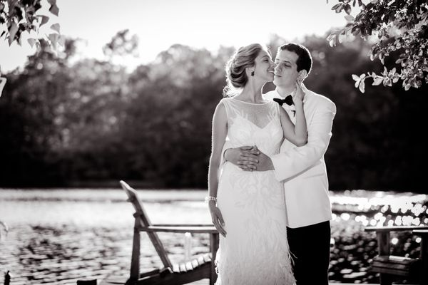 """""""Hayley and Diego tied the knot this Saturday in Old Saybrook, Connecticut. Wishing them the best!"""" --<i>Christophe</i>"""