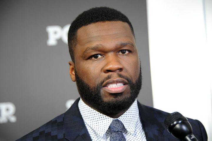 "Curtis ""50 Cent"" Jackson in New York City onJun. 22, 2016."