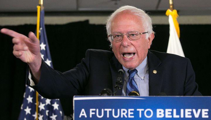 Sen. Bernie Sanders (I-Vt.)has been trying to boost other progressive candidates.