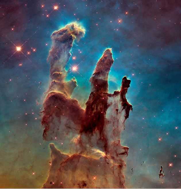 We Don't Have To Bid Farewell To The Hubble Space Telescope Just
