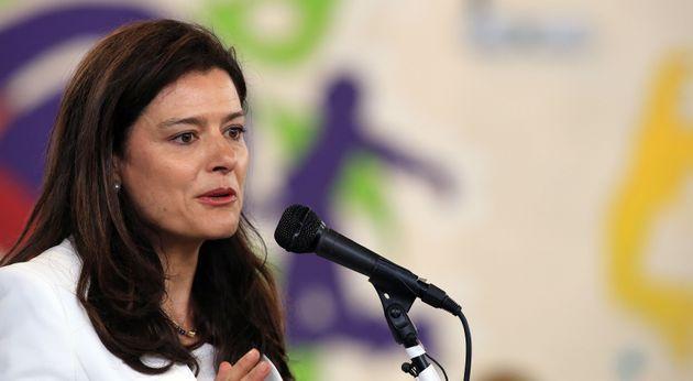 Miriam González Durántez, partner ofDechert law