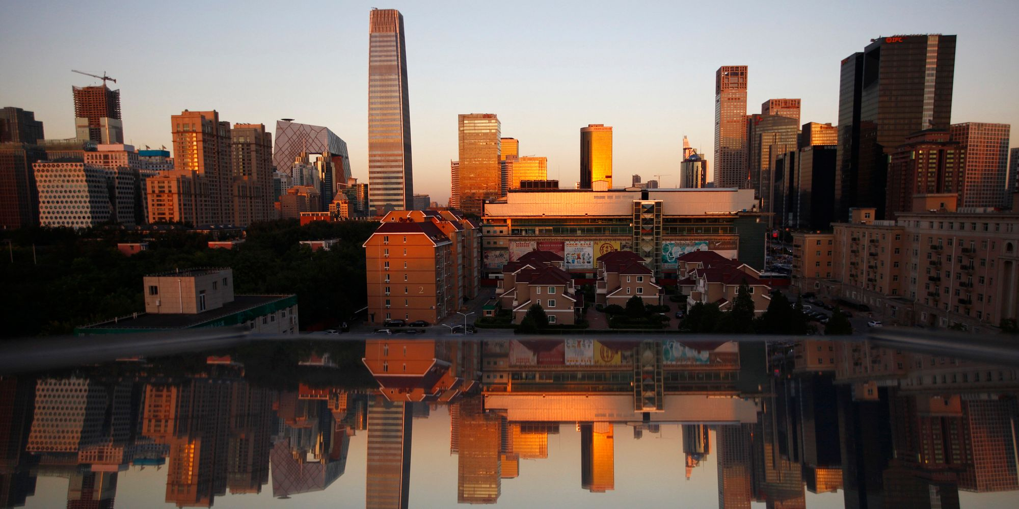 Beijing Is Sinking At An Alarming Rate: Study