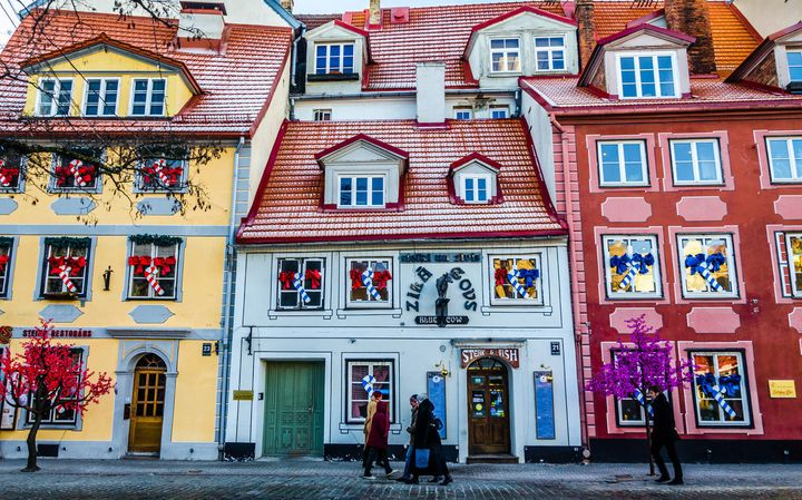 Riga, Latvia may be the spot for you.