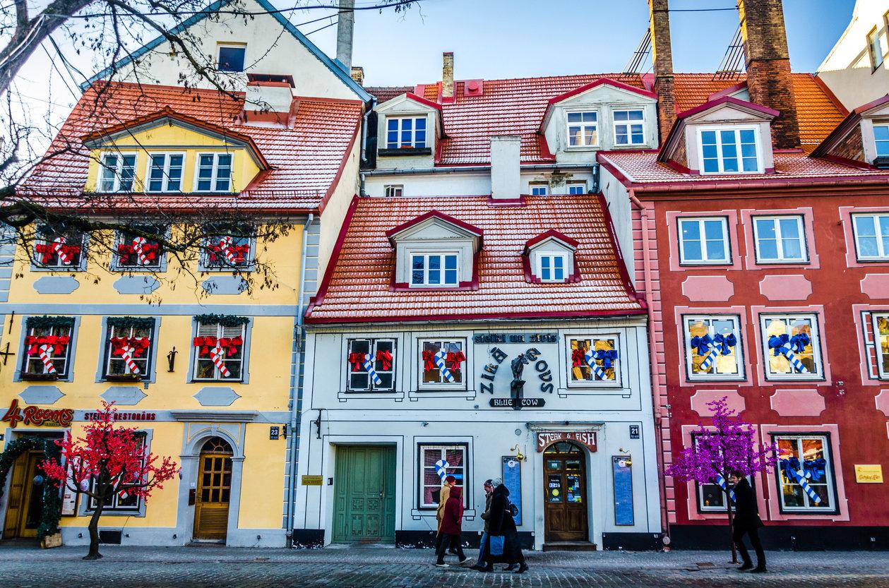 Riga, Latvia may be the spot for you.