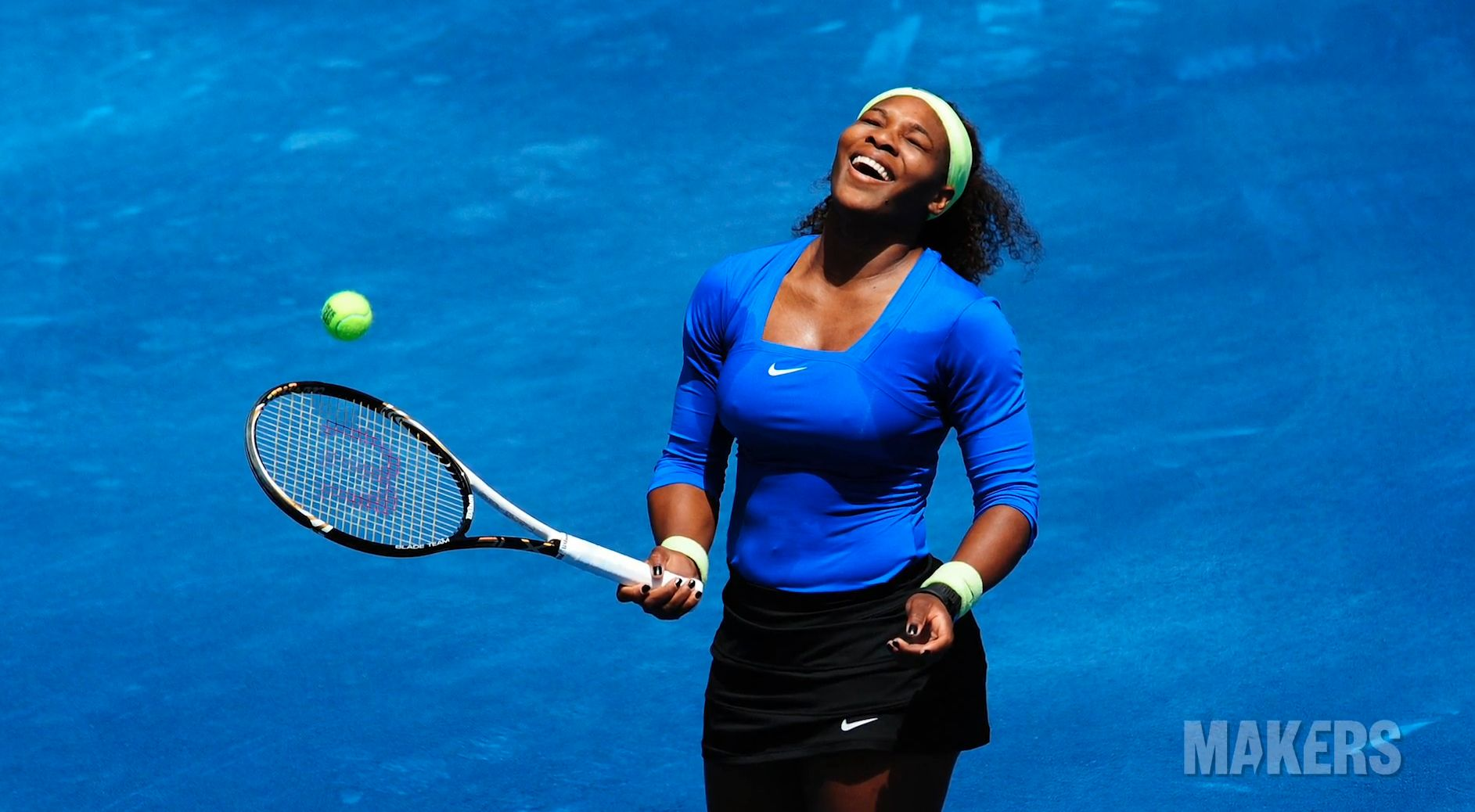 Serena Williams On Learning 'There's More To Life Than