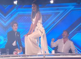 WATCH: Nicole Is Definitely Bringing The Laughs Back To 'X Factor'