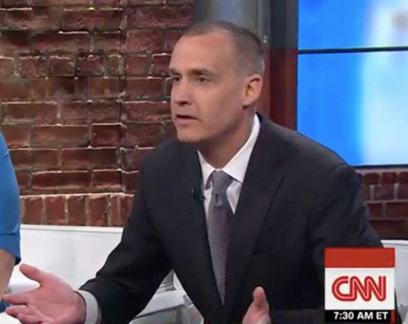Former Trump campaign manager Corey Lewandowski claims that he has a great relationship with journalists.