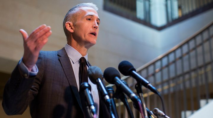 """House Benghazi Committee Chair Rep. Trey Gowdy (R-S.C.) pushed the Department of Defense to produce """"John from Iowa."""""""