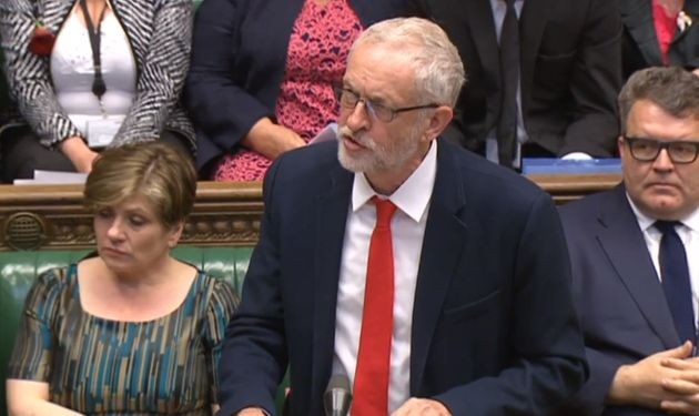 Jeremy Corbyn Told To Quit By Margaret Hodge, Alan Johnson And Others At Parliamentary Labour Party