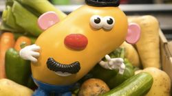 Mr. Potato Head Gets 'Ugly' Makeover For A Lovely