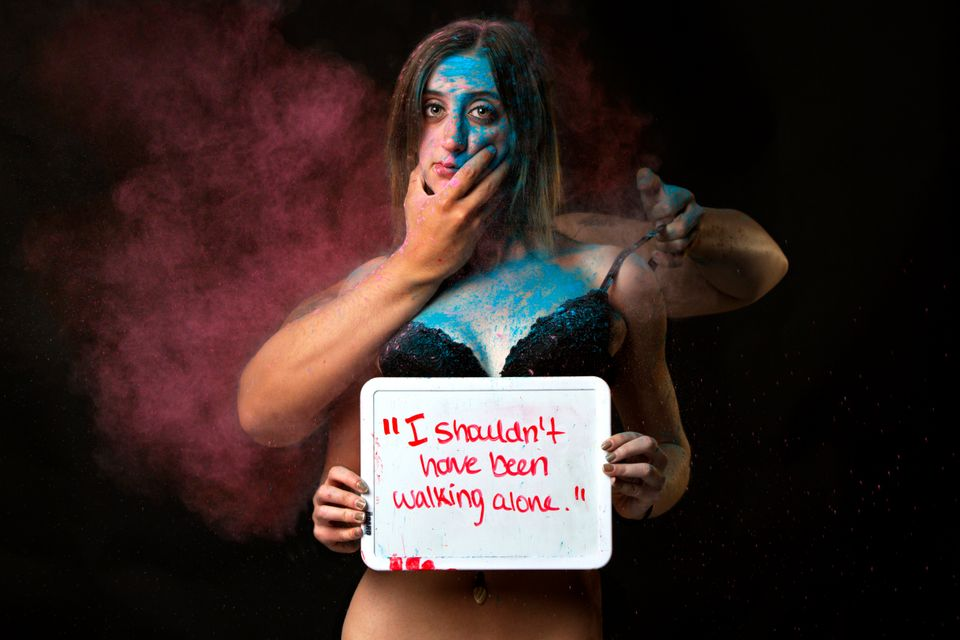 'Dear Brock Turner' Photo Series Gives A Voice To Silenced Rape