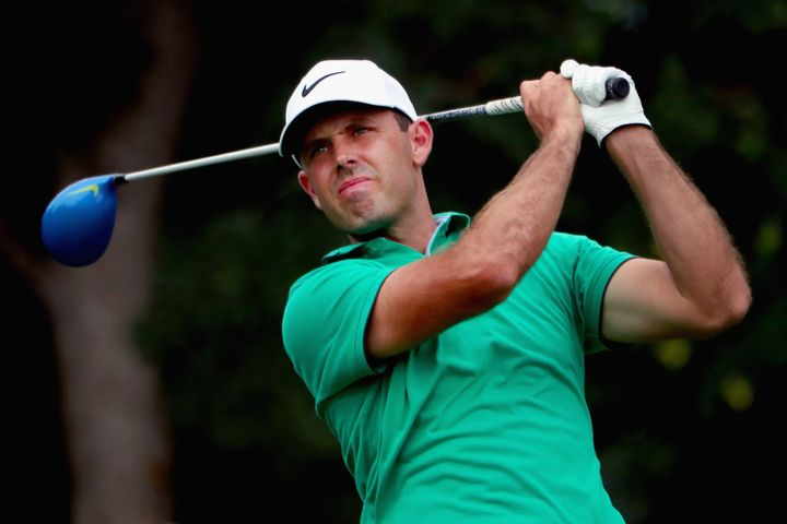 """If it was anywhere else, I'd play."" -- Charl Schwartzel"