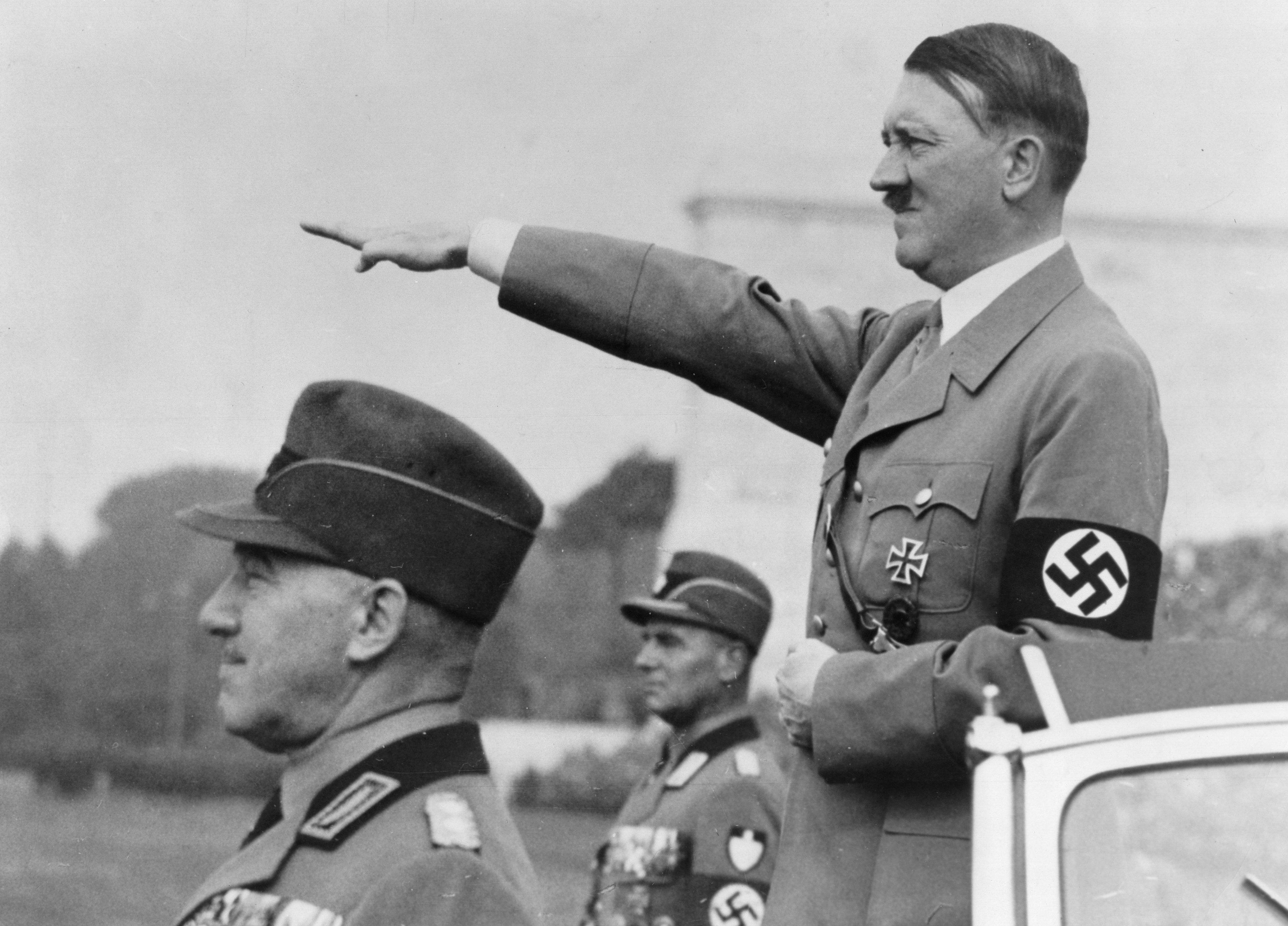 Neo-Nazi Hitler Dance Music Is As Horrifying As You