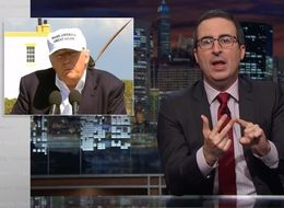 John Oliver Obliterates Donald Trump For His Ridiculous Response To Brexit