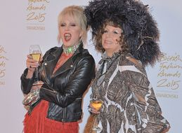 Joanna Lumley Reveals Which Star Turned Down An 'Ab Fab' Film Cameo