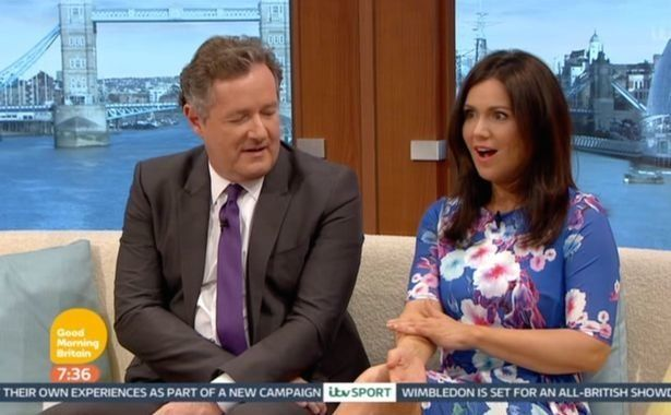 Susanna Reid Is Officially Allergic To Piers