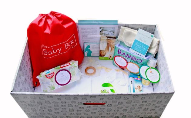 Finnish Baby Boxes: London NHS Trust First In The UK To Launch Trend To Combat Infant