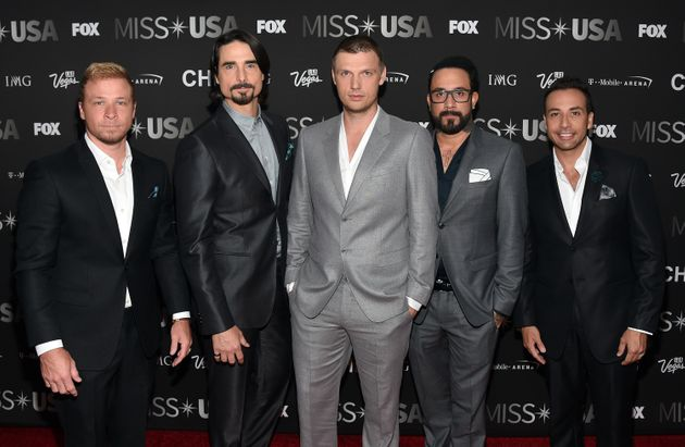 The Backstreet Boys Are Back In The Studio, And They're Making Country