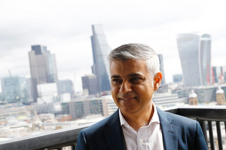 Khan, a former opposition Labour lawmaker, said London must have a seat at negotiations over Britain's future relationship wi