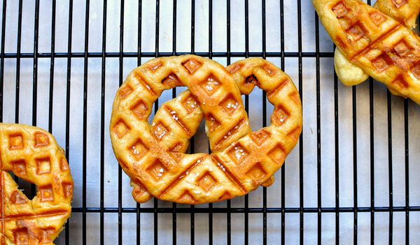 "<strong>Get the <a href=""http://www.willitwaffle.com/blog/2010/03/15/recipe-waffled-soft-pretzels"" target=""_blank"">Waffled So"