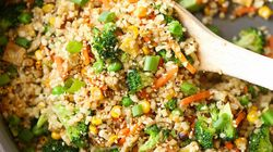 Get Through The Week With Cauliflower Rice And