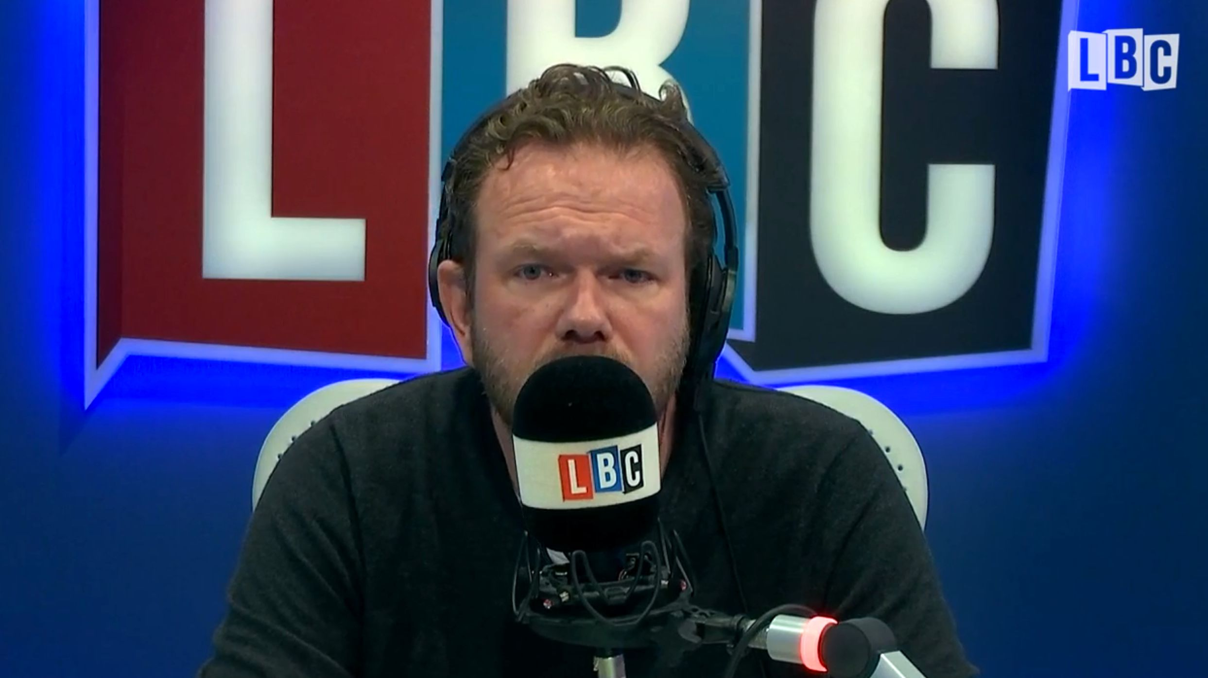 Distressed German Caller Tells LBC She's Too 'Frightened' To Leave Her Home After