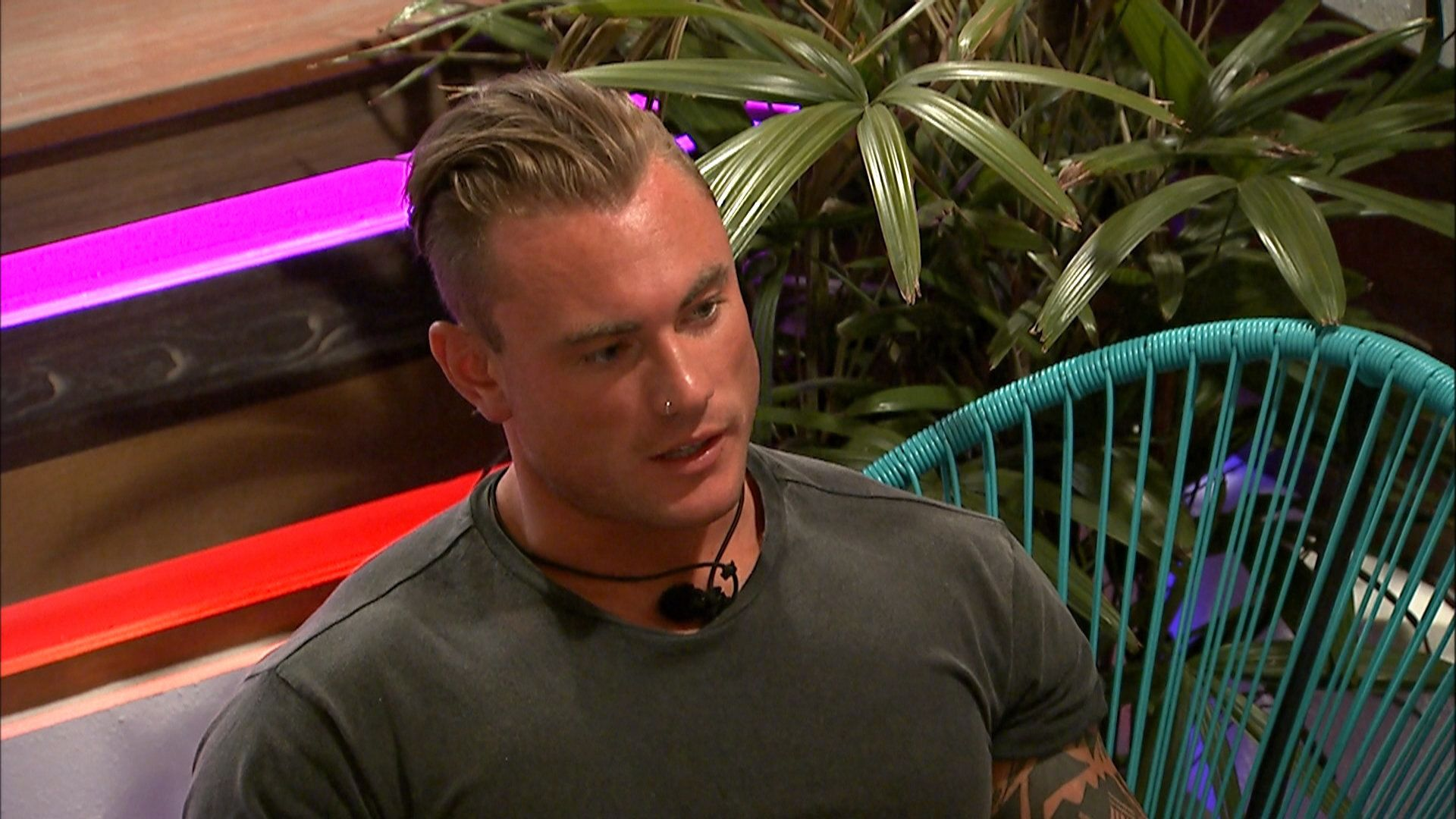 Love Island's Tom Makes A Plea To Win Sophie