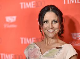 Julia Louis-Dreyfus' Wedding Photo Proves She's Truly Ageless