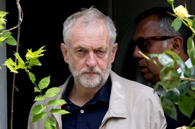 Jeremy Corbyn Facing Leadership Challenge As 'No Confidence' Vote Backed By Labour