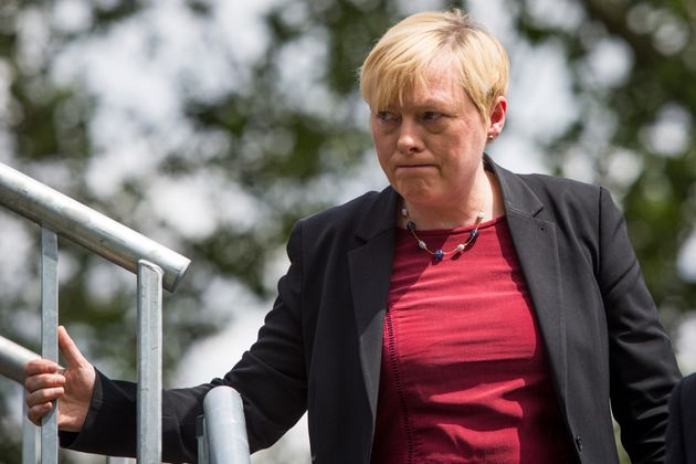 Angela Eagle's Local Party Has Backed Jeremy