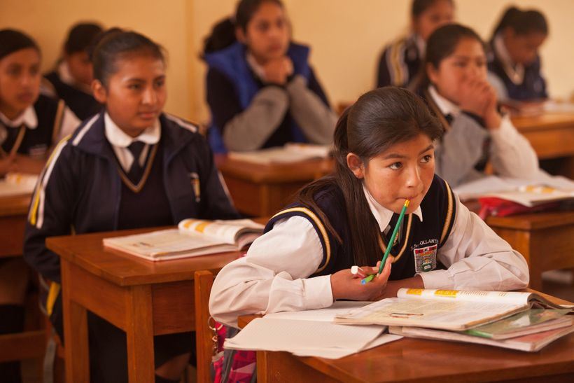 Educating Girls for Healthier Communities