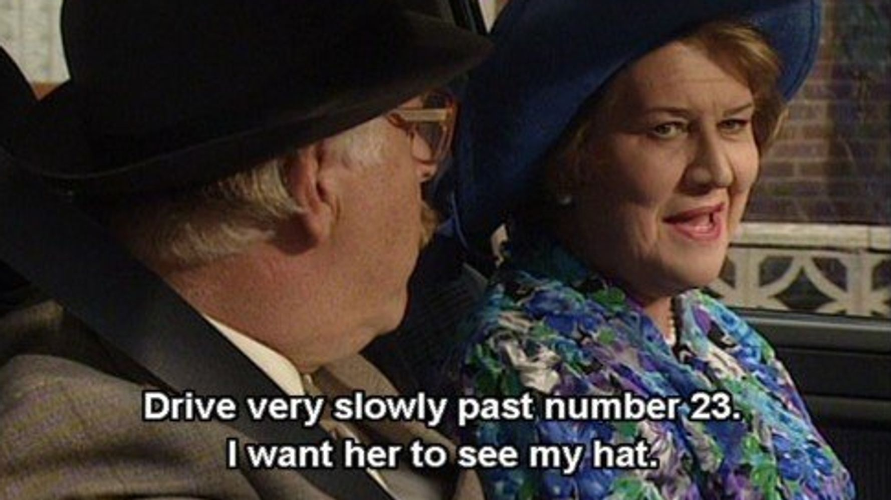 28 Real Life Situations Perfectly Dealt With By Keeping Up Appearances Hyacinth Bucket Huffpost Uk