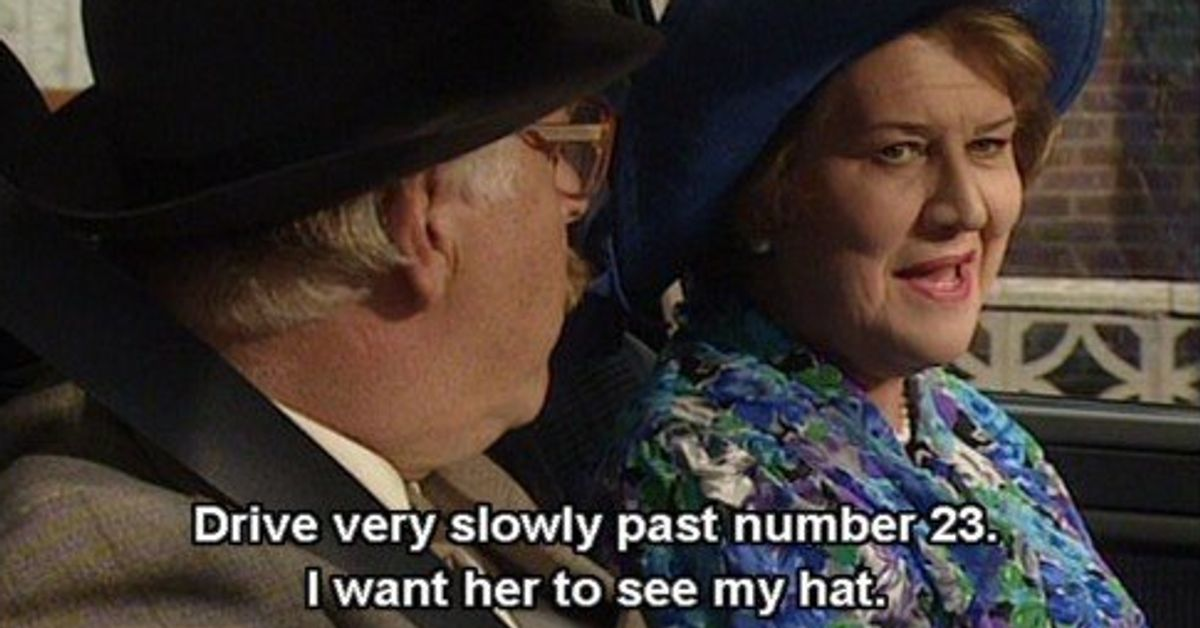 Image result for hyacinth bucket