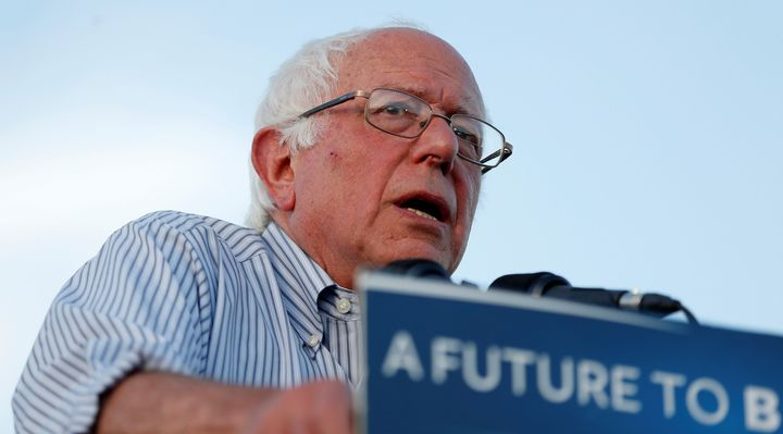 Sen. Bernie Sanders (I-Vt.) has been helping down-ballot candidates raise money.