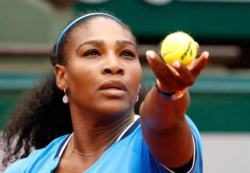 "U.S. champion tennis player Serena Williams, 34, has admitted that the <a href=""http://www.usatoday.com/story/sports/tennis/2"