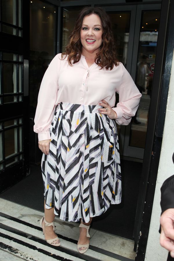 """Tons of people were talking about how """"Ghostbusters"""" actress Melissa McCarthy lost some weight, but <a href=""""https://www.huff"""