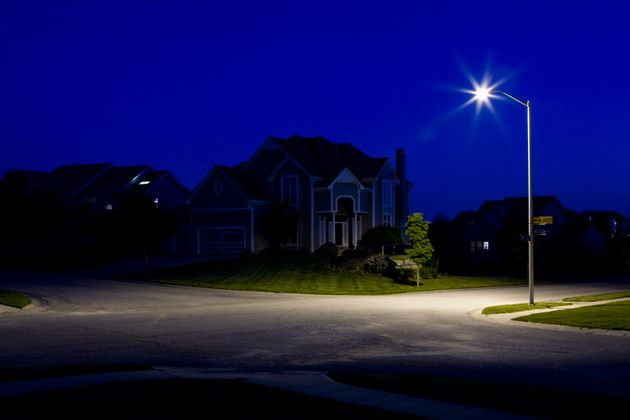 These Streetlights Are Great For The Planet — But Horrible For Your