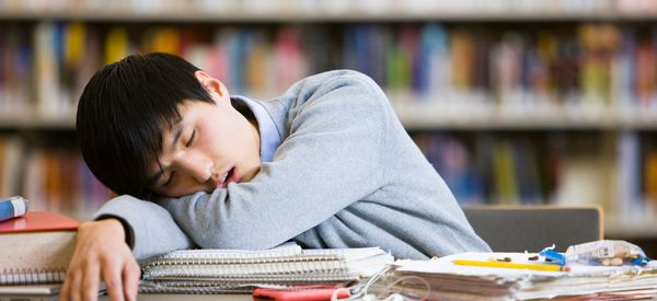 One Teen's Crusade To Make Sure His Classmates Get Enough Rest